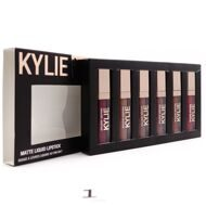 Набор блесков Kylie 6in1 квадрат. Дизайн №1