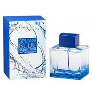 ANTONIO BANDERAS SPLASH BLUE SEDUCTION FOR MEN EDT 100ml