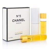 CHANEL №5 FOR WOMEN EDT 3x20ml
