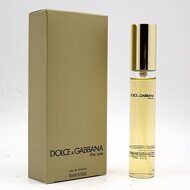 DOLCE & GABBANA THE ONE FOR WOMEN EDP 20ml (спрей)