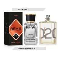 U 701 ПАРФЮМ BEAS ESCENTRIC 02 MOLECULES 50ML