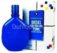 Diesel FUEL FOR LIFE Summer Edition Blue 75 ml