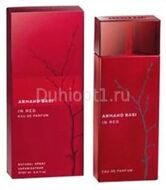 ARMAND BASI IN RED EAU DE PARFUM 100 ML