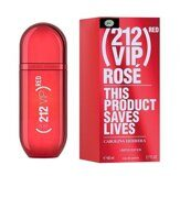 С.HERRERA 212 VIP ROSE RED LIMITED EDITION EDP FOR WOMEN 80 ML