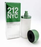 Carolina Herrera 212 NYC MEN Green Pills pour hommе 80 ml