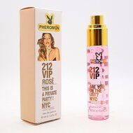 CH 212 VIP ROSE FOR WOMEN EDP 45ml PHEROMON