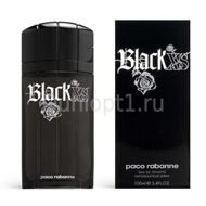 Paco Rabanne Black XS  pour homme 100 ml