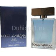 Dolce And Gabbana The One For Men Blue 100 ml