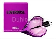 Diesel Loverdose for  woman 75 ml
