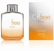 CALVIN KLEIN ckfree energe FOR MEN EDT 100 ML