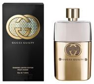 Gucci Guilty Diamond Limited  Edition pour homme 90 ml