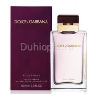 Dolce and Gabbana pour femme 100 ml