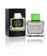 ANTONIO BANDERAS ELECTRIC SEDUCTION IN BLACK FOR MEN 100 ML